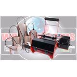 Estampadora De Jarros Multifuncional. 6 Diferentes Modelos