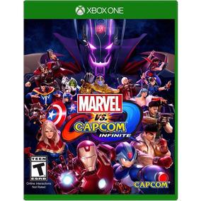 ¡¡ Marvel Vs Capcom Infinite Para Xbox One Ya Disponible !!