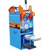 Maquina Selladora De Vasos Frappe Industria Incluye Rollo