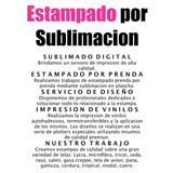 Estampados Por Sublimado 2018