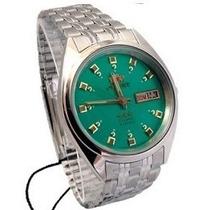 Relógio Orient Automático 21 Jewels - Cristal 3 Estrelas