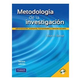 Metodología De La Investigación 3ed