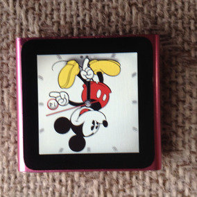 Ipod Nano 6g 8gb Con Extensible Lunatik
