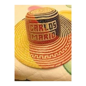 Sombrero Wayuu - Sombreros Otros Tipos en Riohacha en Mercado Libre ... 83d3bae7d9d