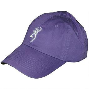 Gorra Buckmark Browning Logo Ball Cap Purple With White 33b59a5b044