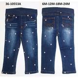 Jeans Bebe Diferentes Tonos