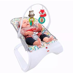 Cadeira Vibratória Ultra Conforto Safari Fisher Price