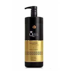 Shampoo Aneethun Queen Geléia Real E Amino Matrix 990ml