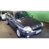 Clio Sedan 2002 1.0 Completo
