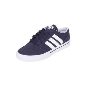 Tenis adidas Gvp Canvas Str - adidas - 554731 - Azul Marino