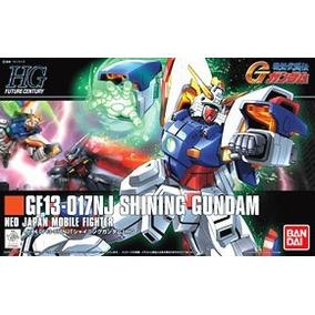 G Gundam 1/144 Gunpla Hgfc Shining Gundam Envío Gratis.