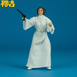 Princess Leia Organa #09 40th Anniversary 6 Pulgadas