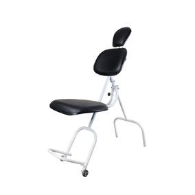 Cadeira De Maquiagem/ Design De Sobrancelhas Portátil