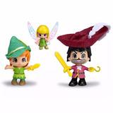 Pinypon Set Peter Pan Y Capitán Garfio