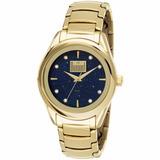 Relógio Dumont Feminino Dourado - Du2035lna/4p - Nfe