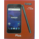 Telefono Celular Android Amgoo Am508 Fuego - Nuevo