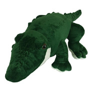 Crocodilo - Jacaré De Pelúcia 52cm