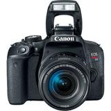 Camara Canon T7i Kit 18 55