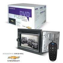 Central Multimídia Original Gm Chevrolet Onix Gps Dvd Mp3 Tv