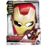 Marvel: Máscara Eletrônica Homem De Ferro ()