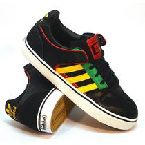 Zapatillas Adidas Línea Originals Modelo Urban Culver Vulc