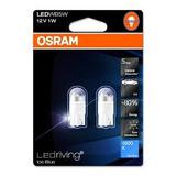 Led De Posición Osram W5w Blister X 2 Unidades 6800k