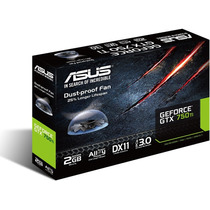 Placa De Vídeo Asus Geforce Gtx 750ti 2gb Gddr5 Asus