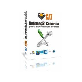 Cat Single - Ordem De Serviço, Estoque, Caixa, Produtos