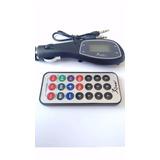 Transmissor Carro 3x1 Knup Mp3, Micro Sd, Radio Fm-033 Dhj