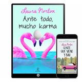 No Culpes Al Karma Laura Norton 3 Libros - Digital