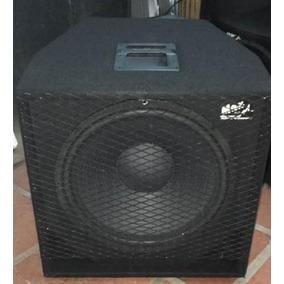 Equipos De Sonido Bafle Frontal 18 600 Watts Audiobymax