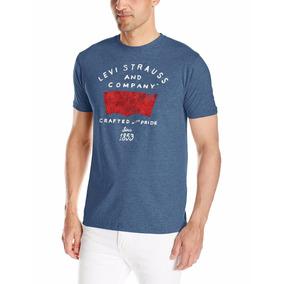 Camiseta Levis Original Importada Levi
