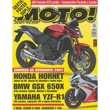 Moto.143 Nov06- Hornet Yzfr1 Bmw650 Xtz250 Comet Crf230