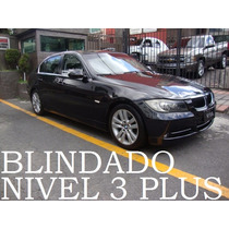 Bmw 335 2009 Blindado Nivel 3 Plus Biturbo