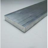 Barra Chata Aluminio 3 X 5/8 (7,62cm X 1,58cm) C/ 1 Metro