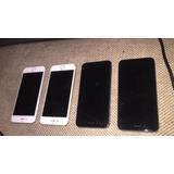 Iphone 6 64gb Dorado, Plateado Y Negro !!como Nuevos!