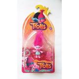 Muñecos Figuras Juguete De Trolls Poppy Branch Ramon