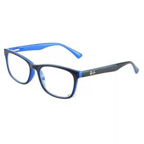 Armação Óculos De Grau Rb5115 + Lentes Para Longe ( Miopia ). R  399 e30cc844a2