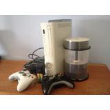 Xbox 360 Arcade 2 Controles Hd De 20gb Chipeada Mas Juegos