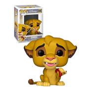 Figura Funko Pop, Simba - The Lion King - 496
