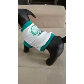 Camisa Pra Cachorro Do Palmeiras Tam 1