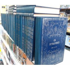 Os Pensadores Col.. Completa 56 Volumes 1a. Ed. Abril 73/75