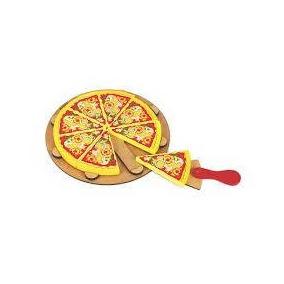 Coleção Comidinhas - Pizza