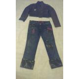 Jeans Recruta Calitad 100 Porciento Original