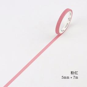 Washi Tape Cinta Decorativa Colores Pantone Scrapbook Cute