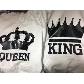Sudadera Pareja Queen King