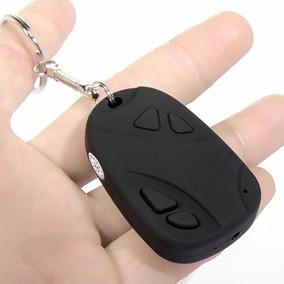 Chave Do Carro Mini Espião Gravador De Vídeo Escondida