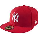 Gorra Snapbacks Visera Plana Ny New York Newera