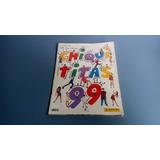 Antigo Álbum Chiquititas 99 - Faltam 3 Figurinhas