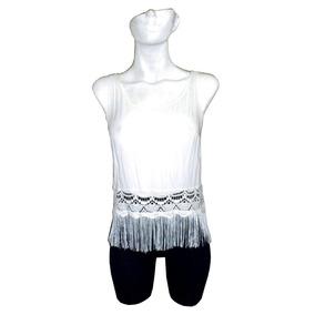 Limpia Closet Crop Etnico Flecos M No Zara Bsk Pulll